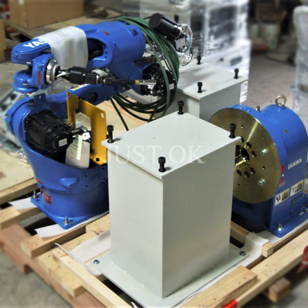 Arc-Co2 welding robot